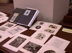 Historic Shakespeare documents from the Library's Special Collections