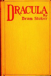 First edition of Dracula, published by Archibald Constable and Company (UK), 26 May 1897