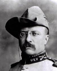 Theodore Roosevelt...real reader