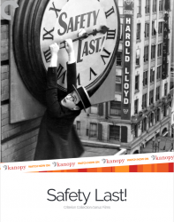 "Enjoy some of the most iconic films in history, such as the 1923 silent comedy, ""Safety Last!"""